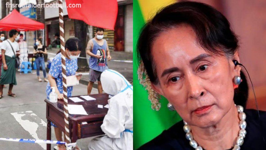 ออง ซาน ซูจี ฉีดวัคซีนครบแล้ว นางออง ซาน ซูจี ผู้นำเมียนมาร์ที่ถูกโค่นอำนาจ ได้รับการฉีดวัคซีนป้องกันโควิด-19 อย่างสมบูรณ์ ทนายความของเธอ