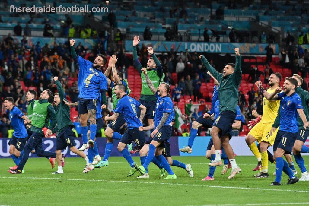 อิตาลี ชนะจุดโทษยูโร 2020 รอบชิงชนะเลิศ การรอคอยถ้วยรางวัลใหญ่ของอังกฤษเป็นเวลานานยังคงดำเนินต่อไป หลังจากที่ทีมของแกเร็ธ เซาธ์เกต